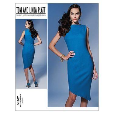 Vogue V1267 Misses' Dress