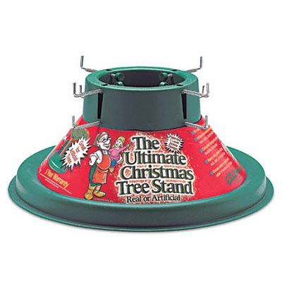 The Ultimate Christmas Tree Stand, 6-In. Trunk Diameter, Holds 8-Ft. Tree: Model# 103-12 | True Value