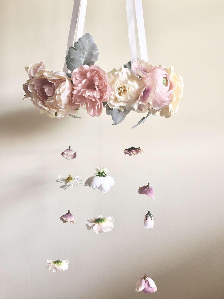 best 25  flower mobile ideas on pinterest