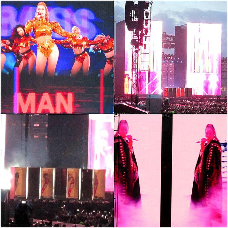 Ireland part III. - Beyonce Concert & Malahide - Irsko - Beyonce Koncert Formation World Tour 2016 Dublin