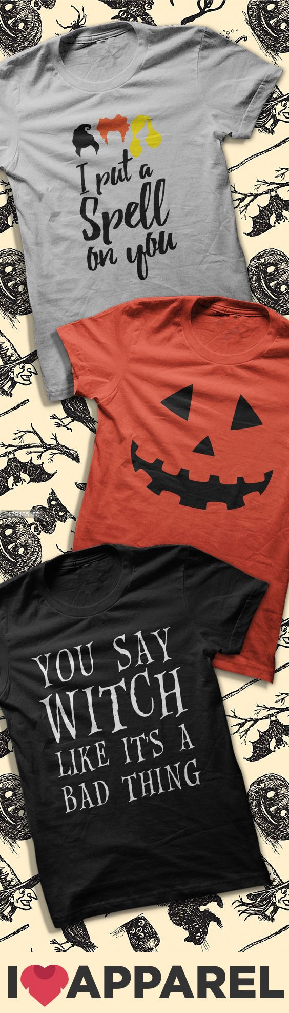 Buy Any 2 Items And Get FREE US Shipping! Check out our huge selection of halloween shirts!