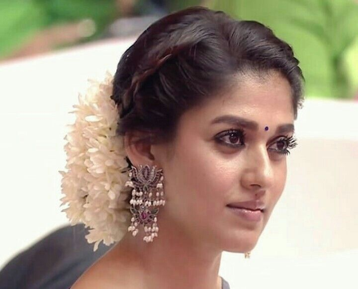 Pin By Gulhan Guldur On Ece In 2019 Nayanthara Hairstyle