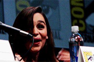 "Khal Drogo Crashes ""Game Of Thrones"" Comic-Con Panel"