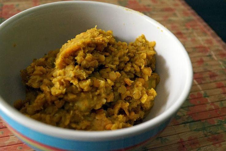 Smaki, zapachy: Czerwona soczewica po pakistańsku z ziemniakami