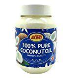 KTC - Kokosöl - 500ml - 100% pur