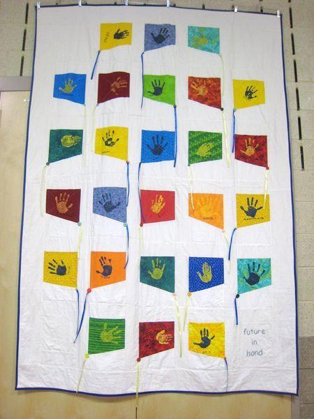Classroom Paper Quilt Ideas ~ Images about auction quilt ideas on pinterest