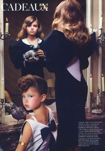 kids models