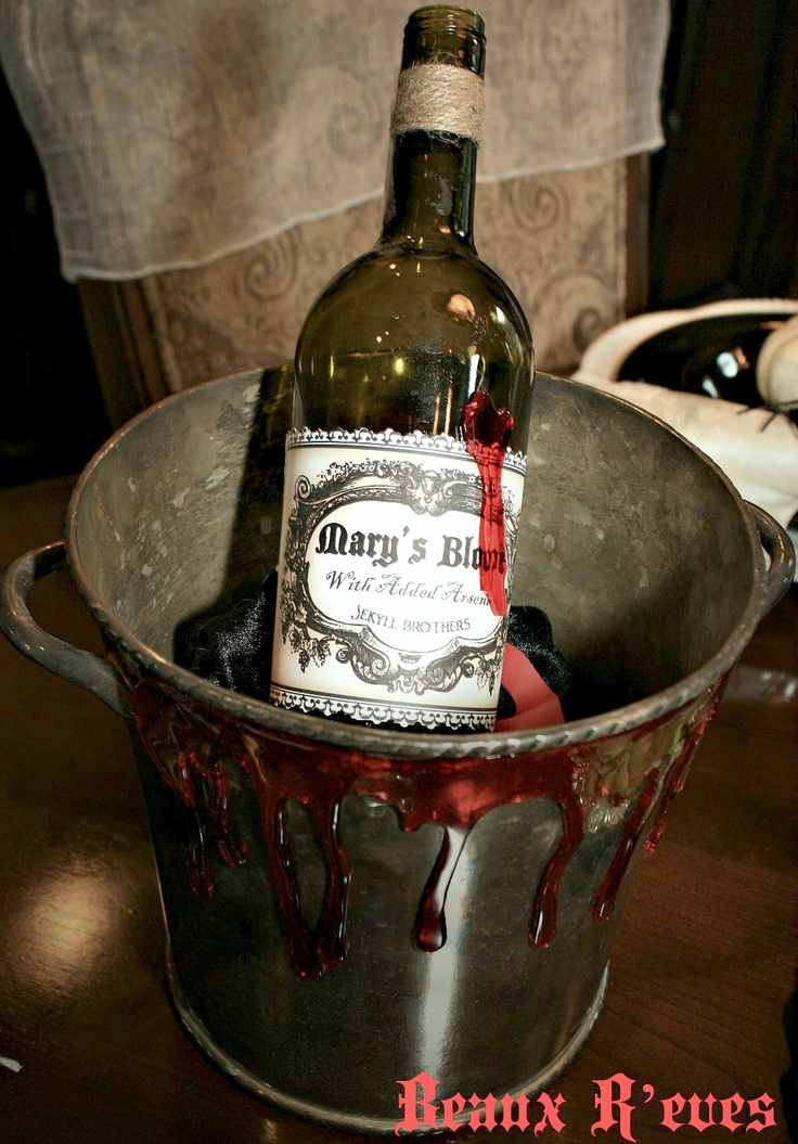 Beaux R'eves: Haunted Dining Room