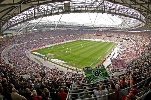 Änderungen im Stadion bei Hannover-96-Spielen / Hannover 96 / Fußball / Sport / Nachrichten - HAZ - Hannoversche Allgemeine
