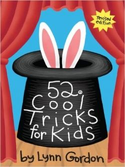 This best-selling deck featuring simple and fun magic tricks for kids has been revised and updated with new illustrations and 10 new tricks. Packed with imaginative tricks such as: live volcano, genie in the bottle and disappearing coins.