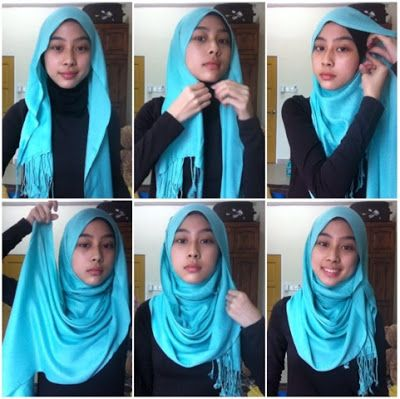 WAA ROSSLY'S shawl tutorial