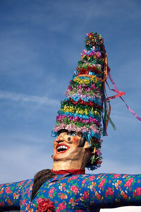 Carnavales de Lantz. Navarra