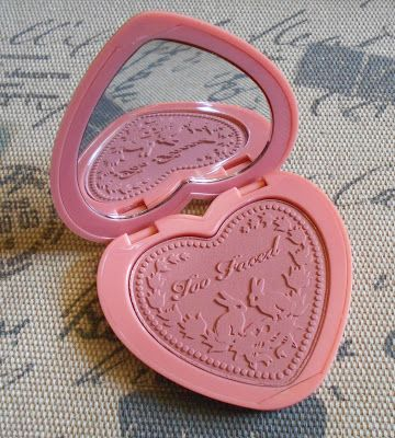 My Favorite Products: Too Faced Love Flush Long-Lasting 16 Hour Blush in Baby Love