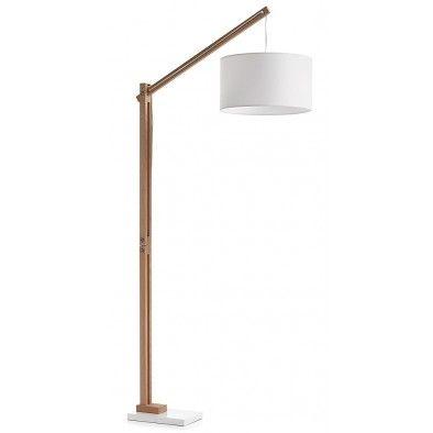 Vloerlamp Riaz - Wit