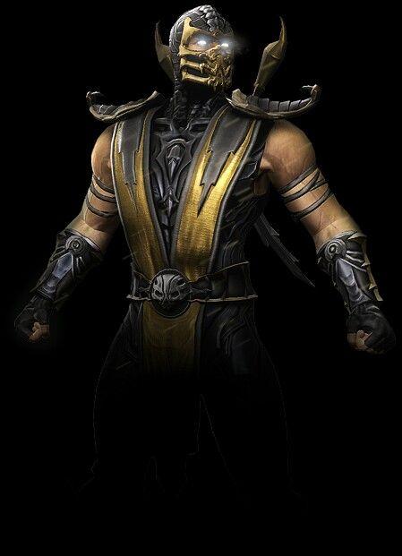 Scorpion | Mortal kombat | Pinterest