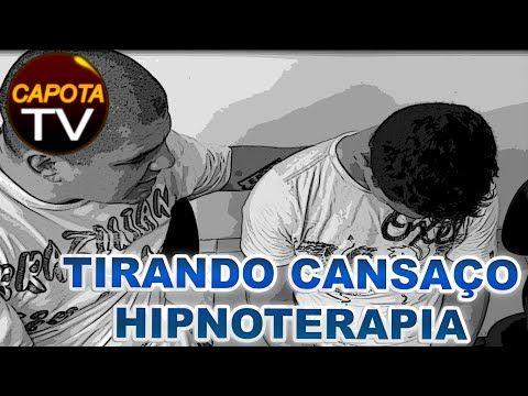 TIRANDO O CANSAÇO COM HIPNOTERAPIA