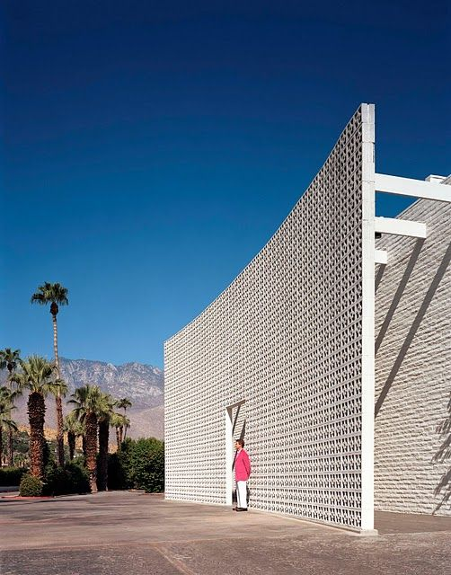 palm springs - the Parker