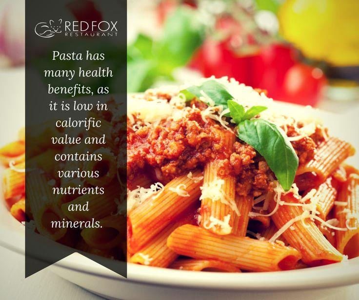 EAT PASTA... RUN FASTA... :D  goo.gl/EPLx2l  #RedFoxRestaurant #DeliciousFood #ItalianFood #Pasta #PastaSpecial #Warrandyte #Melbourne