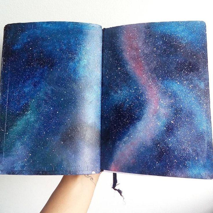 galaxy - universo.   A palavra que traz vida personalizada e customizada. Biblia e arte profética <3 @artesjoy