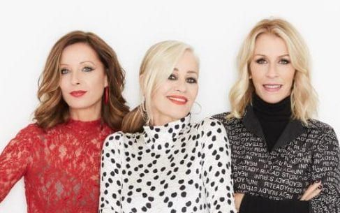 The first inklings that Bananarama, beloved pop trio of the 1980s, might reform with their original line-up of Keren Woodward, Sara Dallin and Siobhan Fahey (scream!