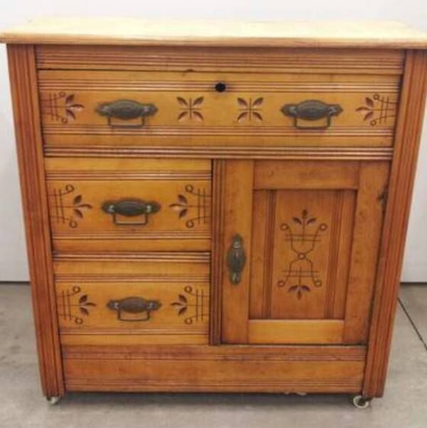 Eastlake Style Cabinet With Spoon Carvings Dusty Old Thing Unusual Furniturevictorian Furniturerepurposed Furniturevintage