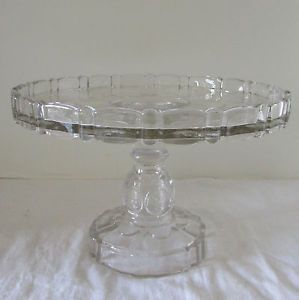 Eapg Cake Stand Or Dip