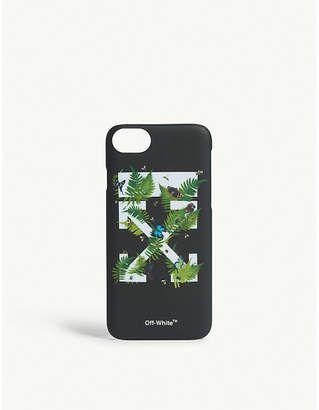 Off-White C O Virgil Abloh Fern logo iPhone 7 case  12f752f30
