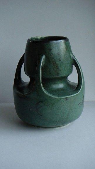 FINN.no - Mulighetenes marked. Arabia design Kaarina Aho vase h:19cm 300kr