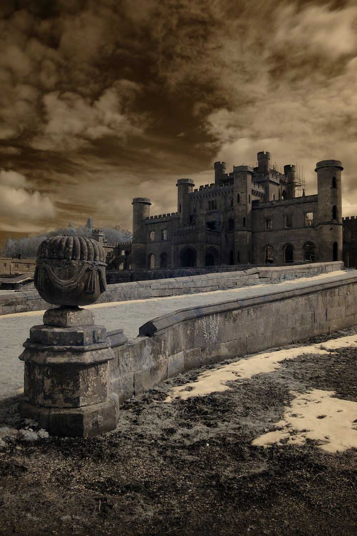 Lowther Castle #2