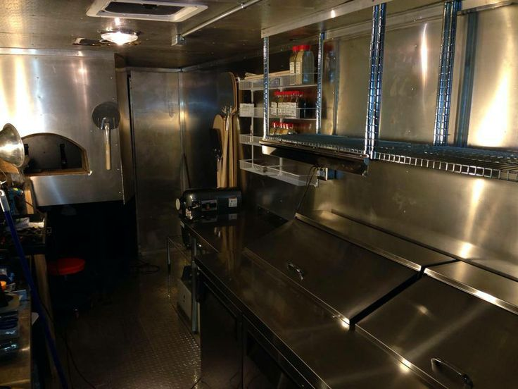 34 mejores im genes sobre food truck design interiors en for Food truck interior design