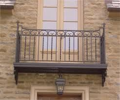 Image result for wrought iron balcony