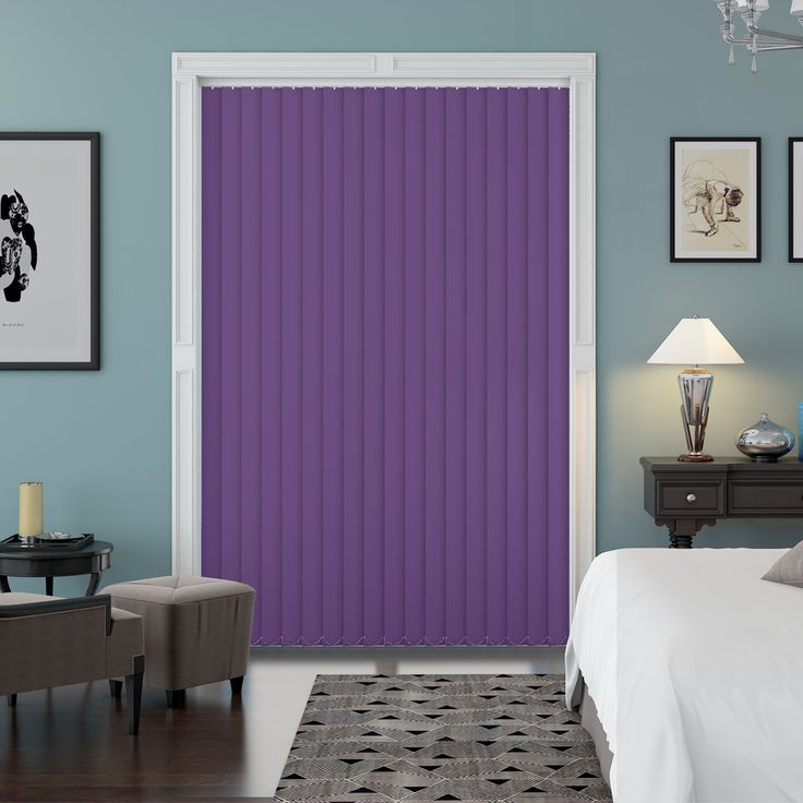 The 25+ Best Purple Vertical Blinds Ideas On Pinterest