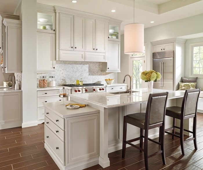 Off White Kitchen Cabinets With Tile Floor: Off White Cabinets, Off White Kitchen Cabinets