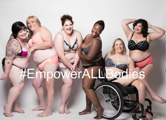 Esta mujer quiere celebrar todo tipo de cuerpos a través de estas poderosas imágenes
