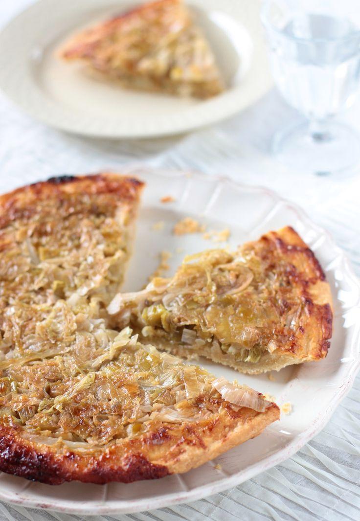 tatin con verza e porri – Le ricette di Pepi. Il blog di Stefania Zecca