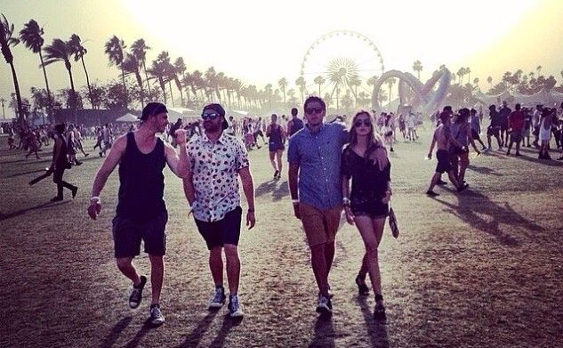 Our Favorite Looks from Coachella: Weekend 1