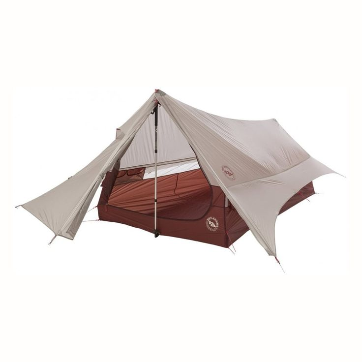 Big Agnes Scout Plus 2 Person Tent | Ultralight Outdoor Gear