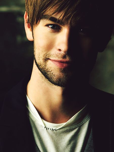 Chace Crawford...ufff... If only No Shave November looked this good on everyone