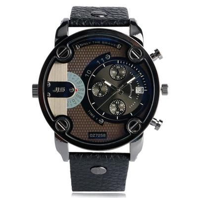 Modern Men's Wristwatch |affordable| |unique| |luxury| |leather| |men| |design| |casual| #watches #luxury #fashion