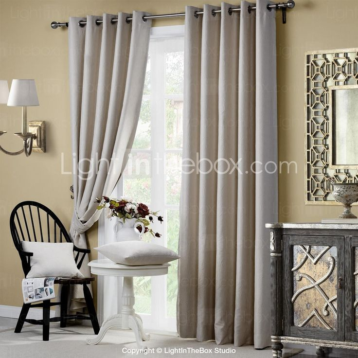 Landets curtains