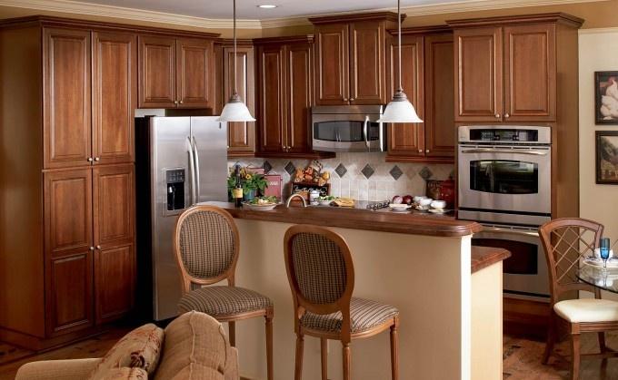 durango cherry chocolate glaze kitchen timberlake cabinetry