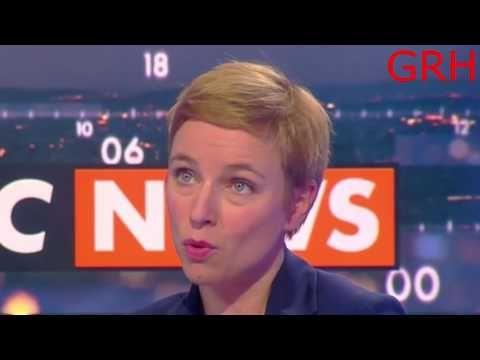 Le journal de BORIS VICTOR : Clémentine Autain soutien de MELENCHON sur CNews l...
