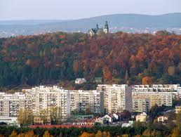 Kielce w Poland