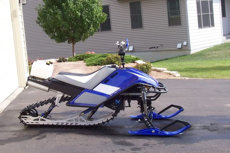 Modified yamaha snow scoot sleds pinterest snow for Yamaha sno scoot