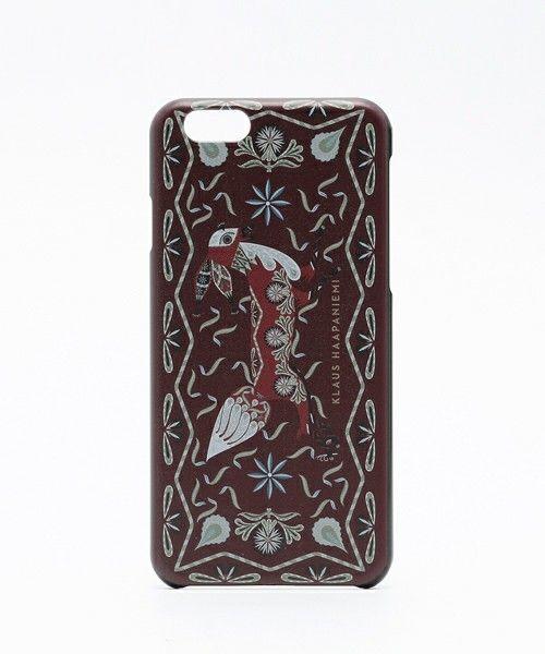 【セール】FOX iPHONECASE (モバイルケース/カバー)|KLAUS HAAPANIEMI(クラウス ハーパニエミ)のファッション通販 - ZOZOTOWN