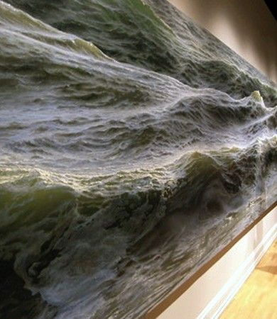 Ran Ortner's Painted Waves - You, Me & CharlieYou, Me & Charlie