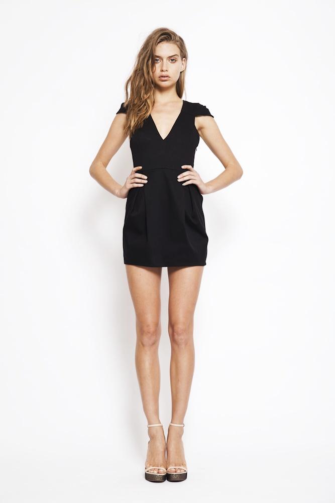 juicy fruit cap mini dress RRP $220