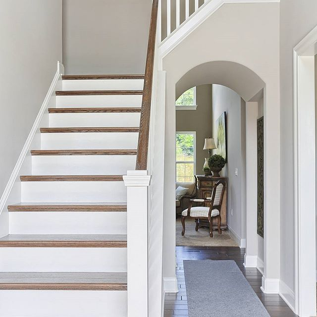 Foyer Paint Finish : Ideas about anew gray on pinterest sherwin william