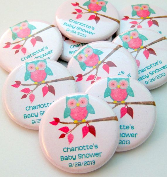 owls custom baby shower favors baby shower pinterest baby