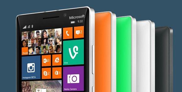 Microsoft'un yeni giriş seviyesi akıllı telefonu Lumia 550'nin özellikleri ve basın görselleri @evleaks adlı kullanıcı tarafından sızdırıldı